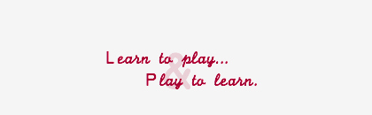 Learn to play low
